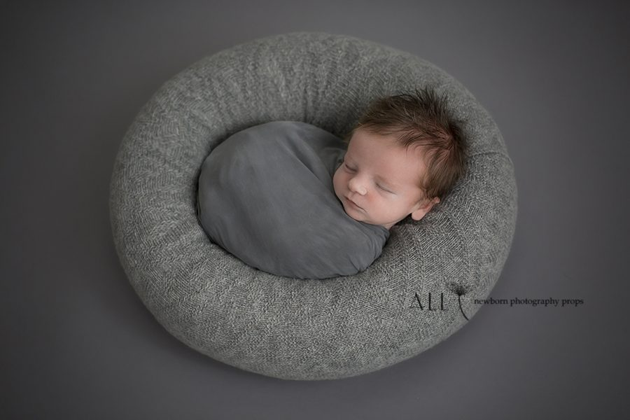 Posing Pillow - Newborn Prop 'Create-a-Nest'™ Joel baby photography props for sale