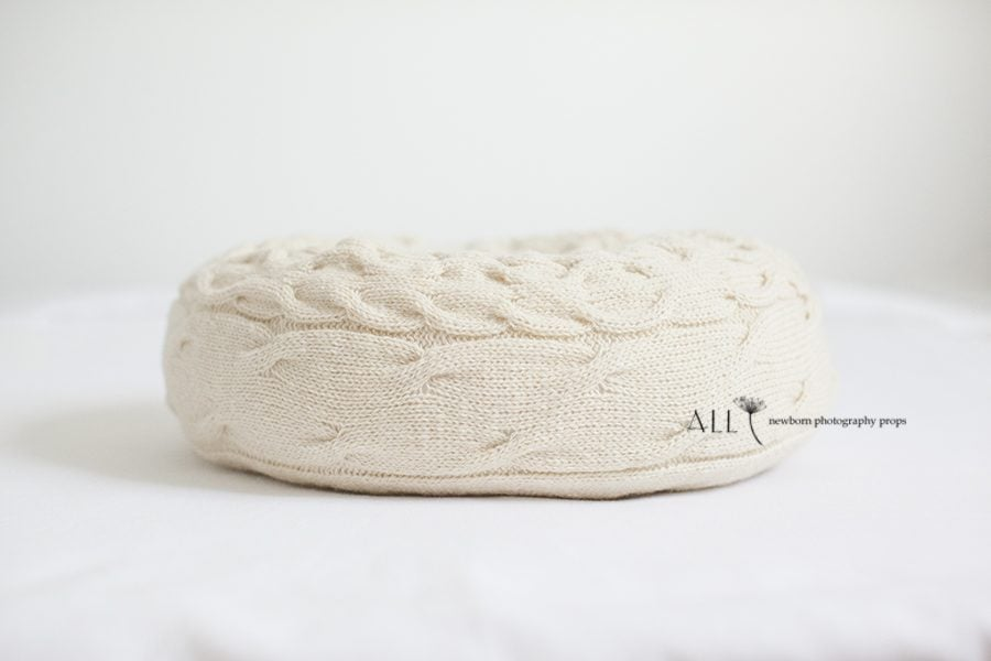 Newborn Bean Bag Poser - 'Create-a-Nest'™ Alexis baby photography props for sale