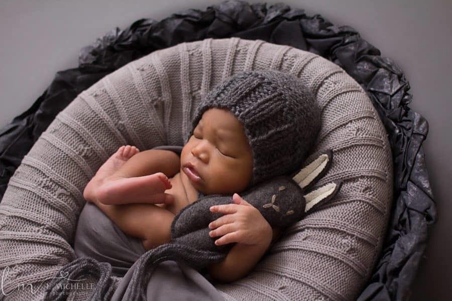 newborn posing basket uk