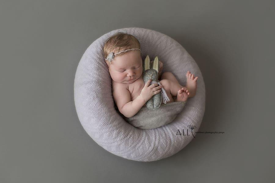 baby prop pillow girl photoshoot uk