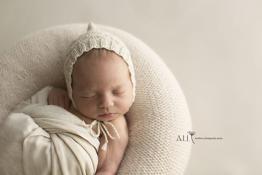 Newborn Posing Beanbag Alternative - 'Create-a-Nest'™ Miraji new born props uk