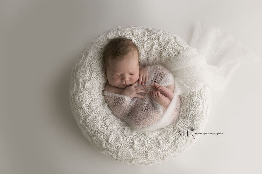 Newborn Posing Bag - 'Create-a-Nest'™ Hudson all newborn props europe