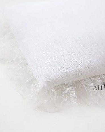 Newborn Pillow Photography Prop - Makenna white Europe