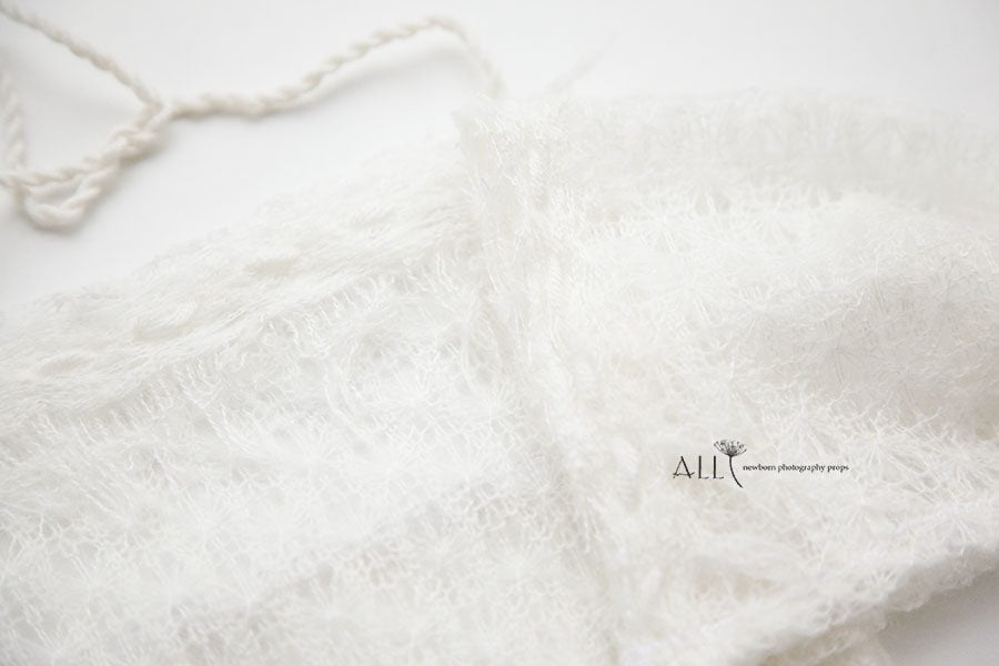 Newborn Photo Outfit – Romper Martin white europe uk