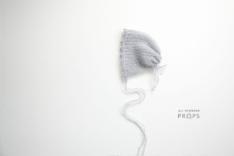 newborn-bonnet-photography-props-brown-cream-white-grey-pink