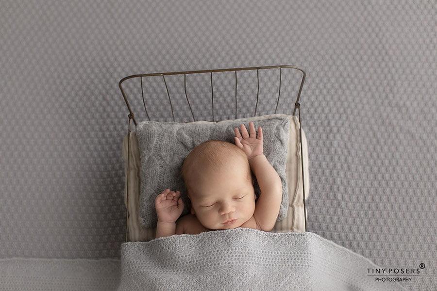 newborn baby photo prop boy
