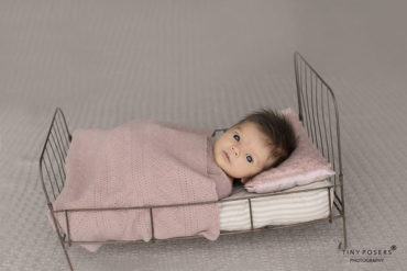 Newborn Photoshoot Outfits Girl - Knitted Romperbaby photography props eu