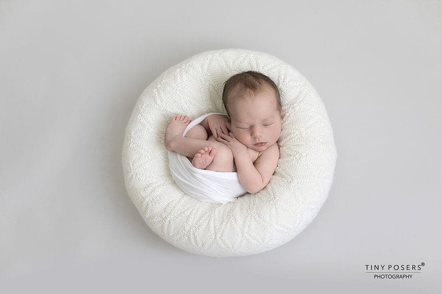 Baby Photo Props Set – Ralph/Molly (Cream)