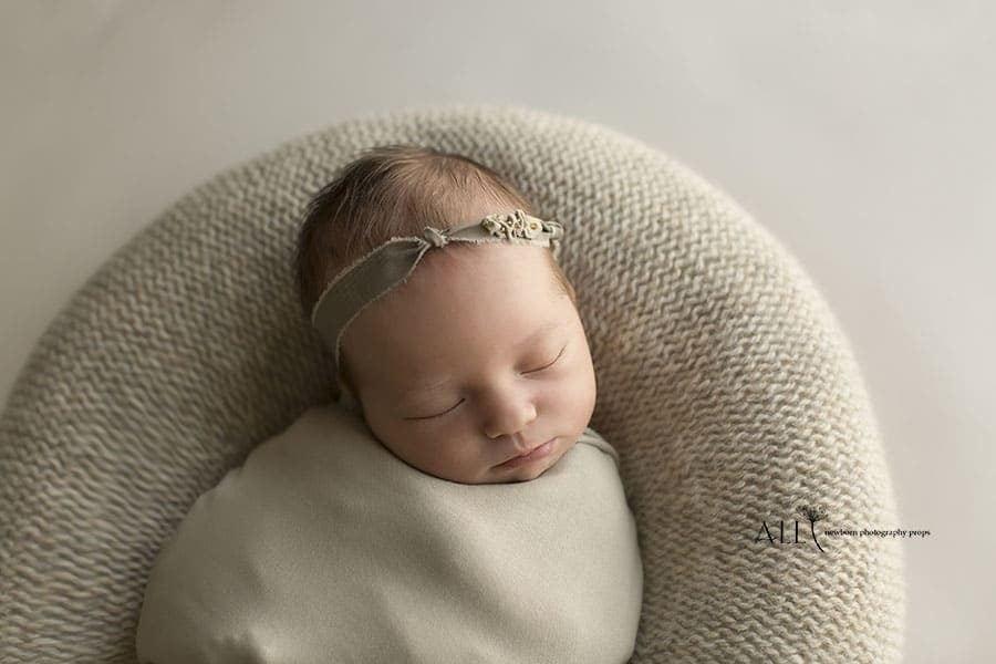 Newborn Photography Props Coordinated Bundle – Miraji/Alma