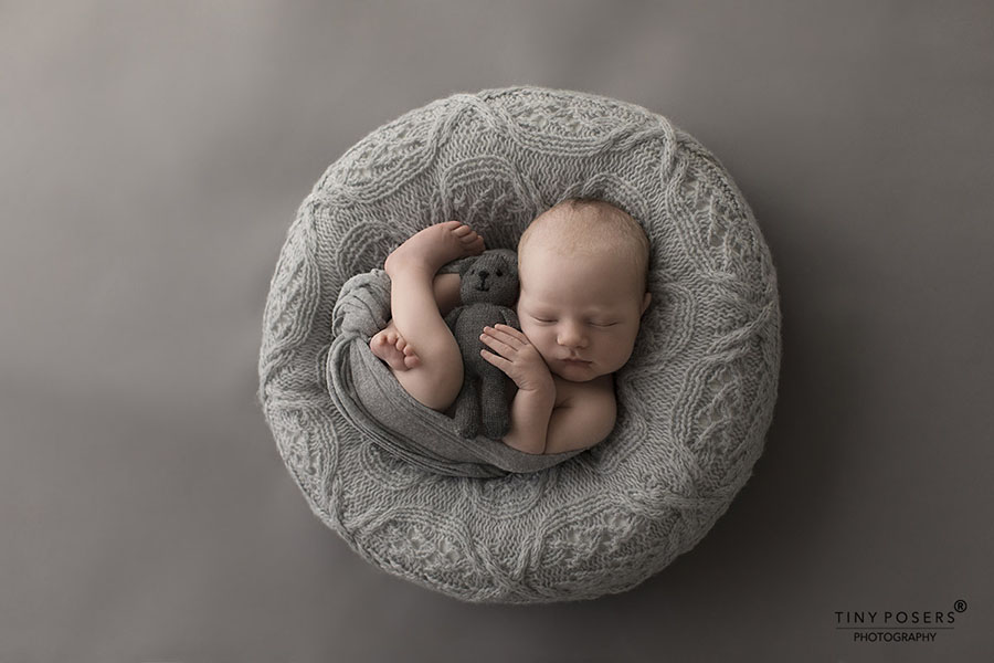 Newborn & Baby Photography Props Poser Europe Baby Posing Prop - 'Create-a-Nest'™ Harrison