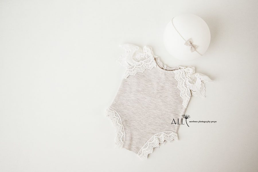 Newborn Baby Girl Photo Outfits – Romper Dalice lace europe