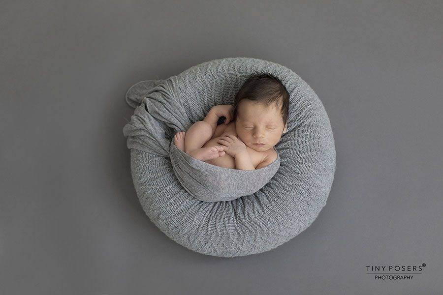 Baby Poser for Photography - 'Create-a-Nest'™ Fletcher props for sale eu