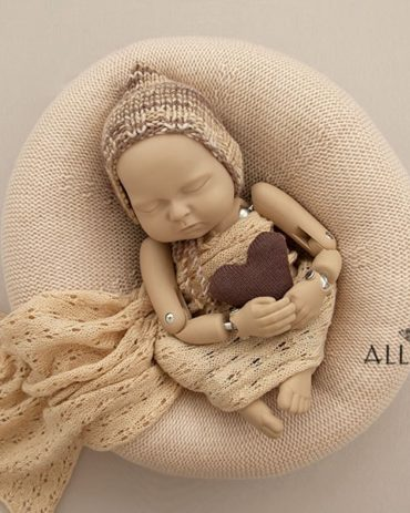 Baby Photo Shoot Accessories – Harriet/Demetri Set