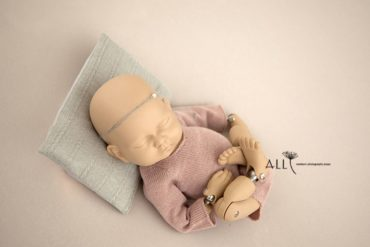 Newborn Photo Shoot Accessories – Ruth/Kendall Set