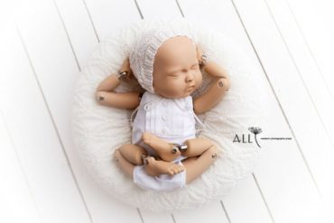 Photo Props for Newborn Babies – Ralph/Sandy Set