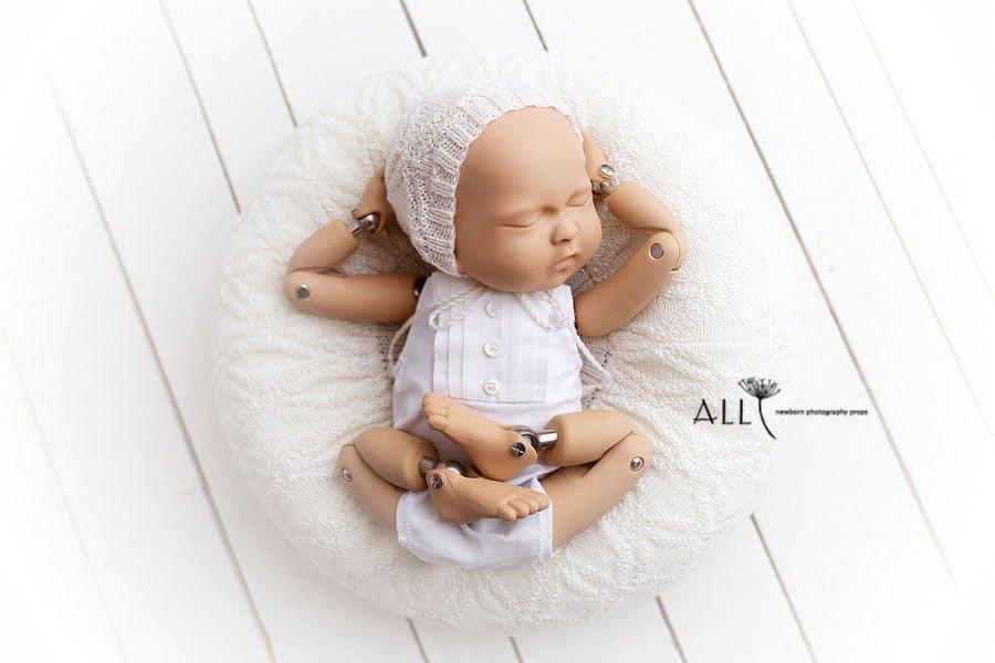 Photo Props for Newborn Babies – Ralph/Sandy Set