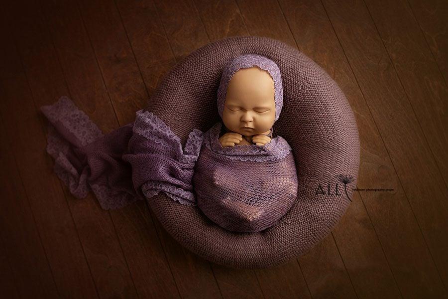 Newborn Baby Girl Photography Props – Donna/Margaret Set