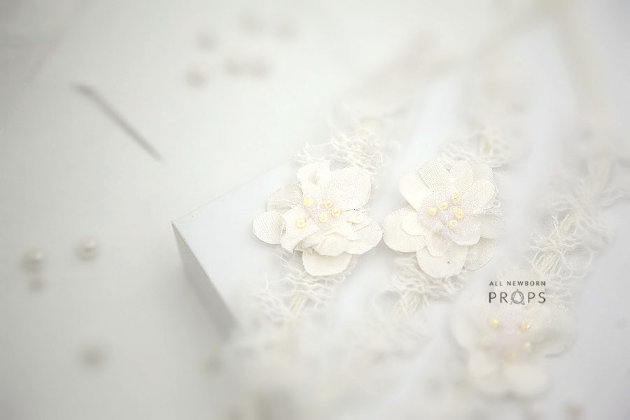 newborn-headband-tieback-flower-white-cream-europe-photo-prop-uk