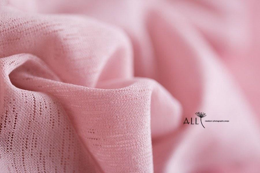 newborn girl photo props wraps pink