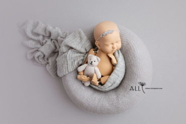Props for Newborn Girl – photography headbands Set Europe
