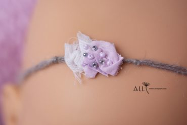 New Born Baby Headband - Josephine photography props for girl eu
