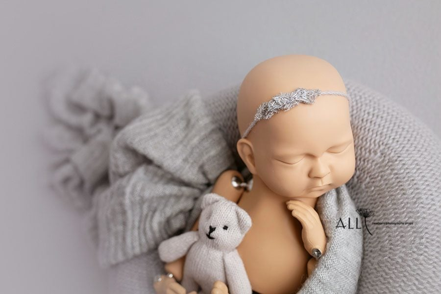 Newborn Photography Headbands - Melody newbornprops eu