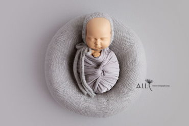 Props for Photographers - Newborn Set Donna/Molly (Grey)