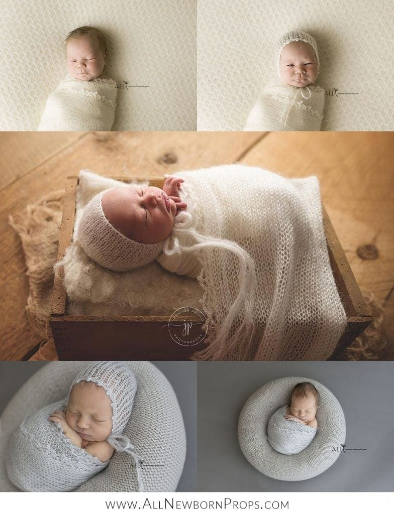Easy and beautiful newborn baby posing ideas for a beginner photographer