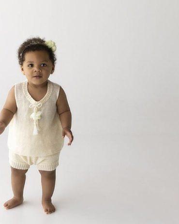 Toddler Girl Photoshoot Outfit - Bella