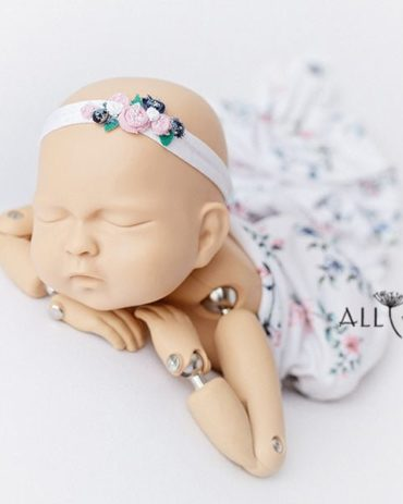 Newborn Girl Photography Props - Molly/Ursula Set