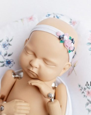Newborn Posing Ring – 'Create-a-Nest'™ Ursula The Perfect Posie Europe