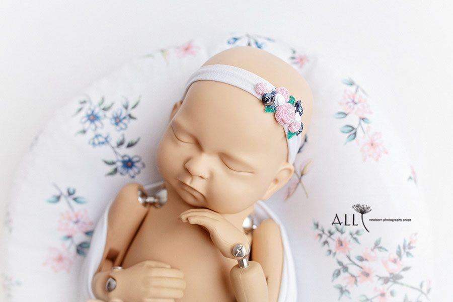Newborn Posing Ring – 'Create-a-Nest'™ Ursula The Perfect Posie Europe