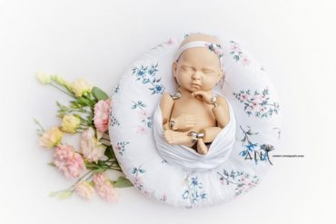 Newborn Posing Ring - 'Create-a-Nest'™ baby poser all newborn props uk
