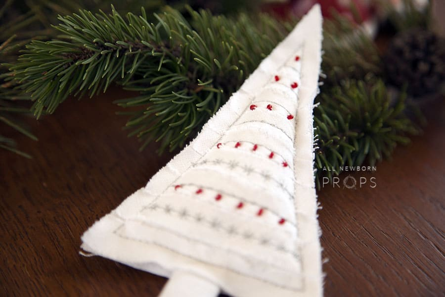 Christmas Tree Toy | All Newborn Props