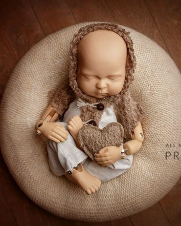 Props for Newborn Photos - Miraji/Owen Set all newborn props europe uk