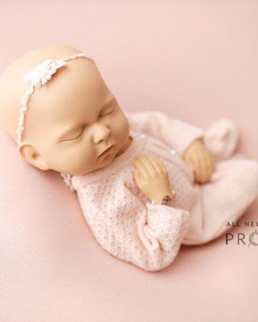 Baby Photography Props Bundle - Molly/Marissa: Blush Edition all newborn props europe uk