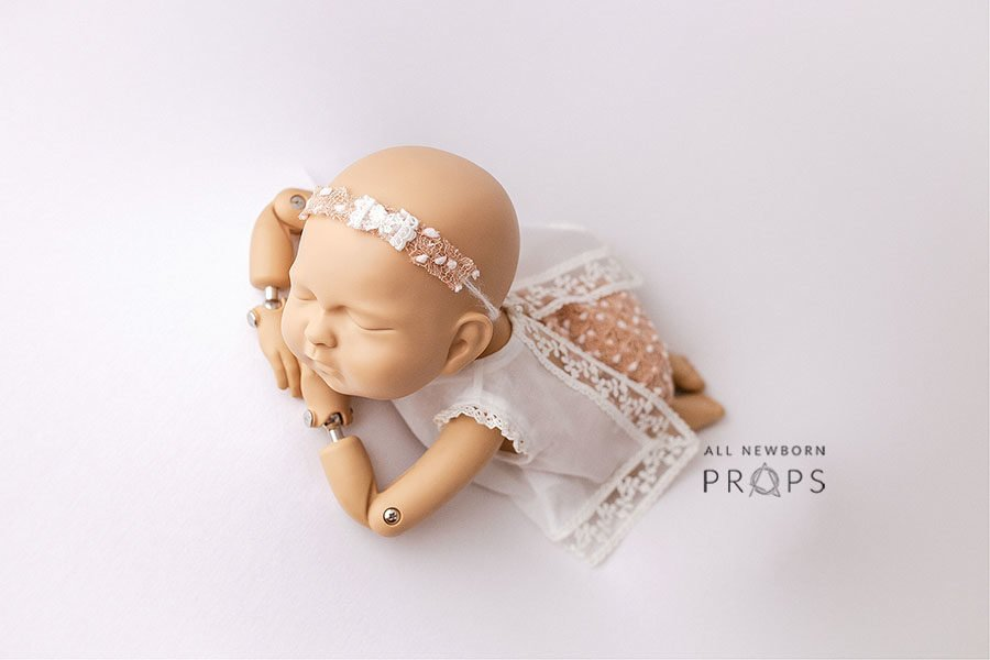 Baby Girl Photo Props Set - Molly/Fernanda Bundle Europe