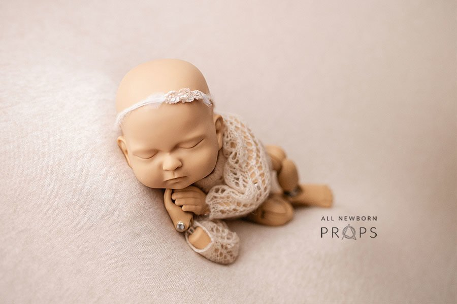 Baby Props Bundle - Scott/Justine Collection all newborn props eu uk Photography Fabric for Bean Bag