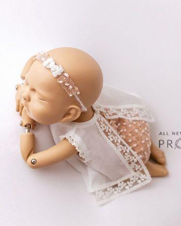 Photo Outfits for Newborns - Girl Set Fernanda newbornprops eu