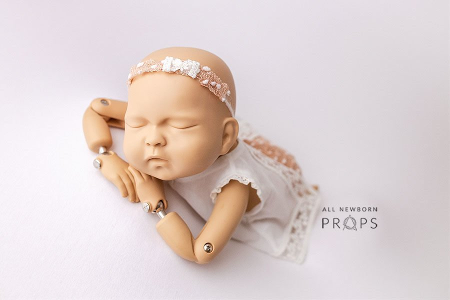 Baby Photography Prop Headband - Fernanda newborn prop shop eu