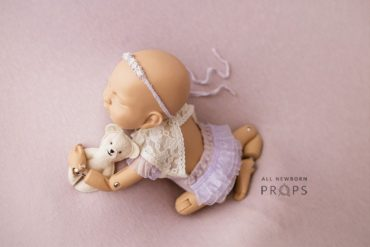Newborn Photography Fabric - Zuri for sale