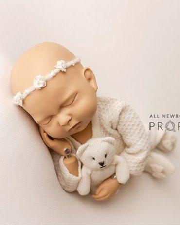 Photo Props - Molly/Marissa Set: Cream Edition all newborn props europe