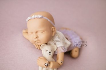Newborn Girl Photo Props Set - Zuri Collection europe