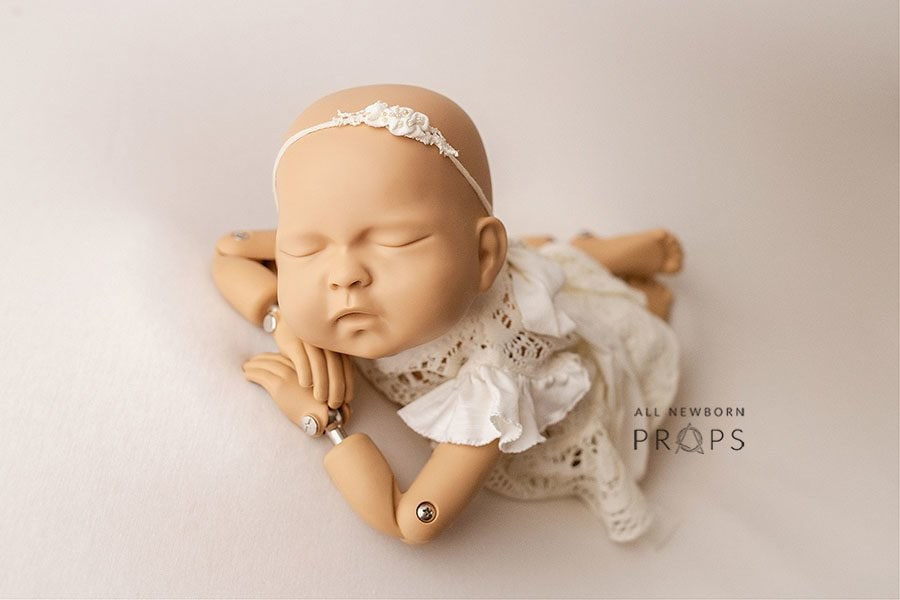 Props for Baby Girl Pictures - Molly/Yuliana Set