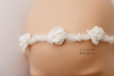 Newborn Headband Photo Prop Girl - Marissa eu