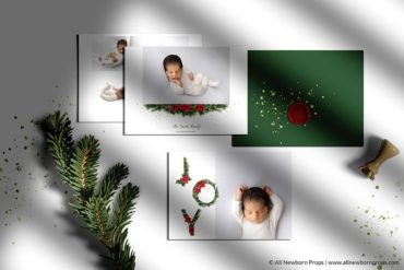 Christmas-Card-Templates-for-Photoshop-greetings-newsletter-design