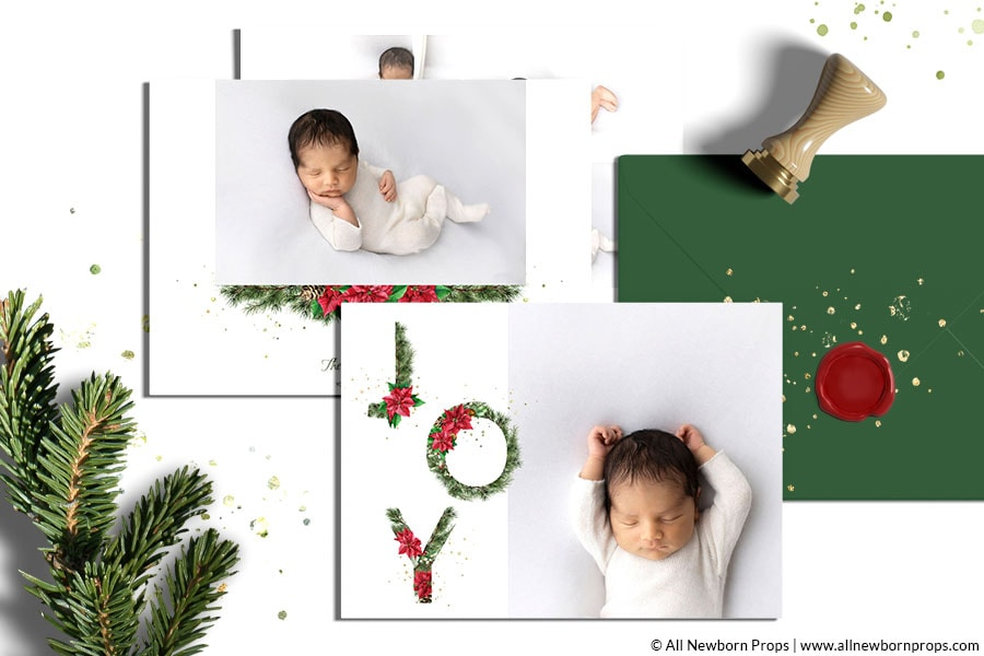 Christmas-Card-Templates-for-Photoshop-photo-holiday