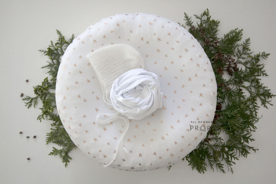 baby-props-bundle-matching-set-boy-photo-posing-pillow-wrap-bonnet-white