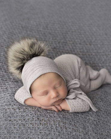 newborn-photography-outfits-knitted-sleepers-romper-baby-boy-grey-europe