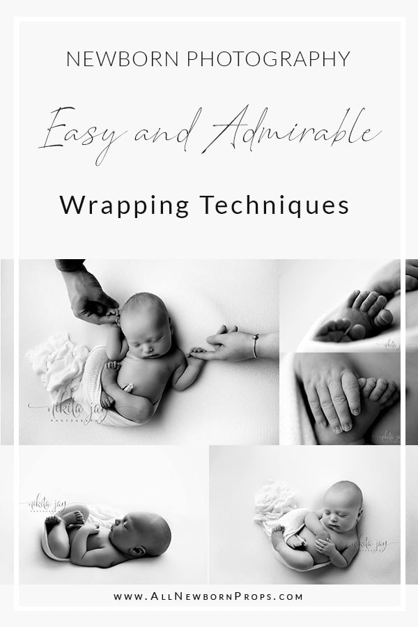 newborn wrapping techniques easy and admirable